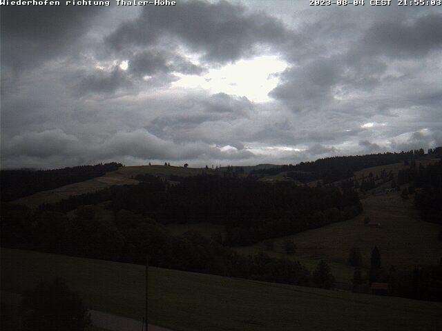 Webcam Wiederhofen - Richtung Thaler Höhe